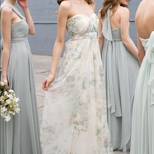 Jenny Yoo Collection Nyla Bridesmaid Dress Floral